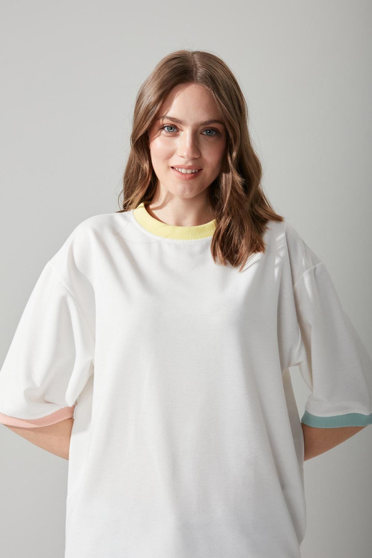 Basic Beyaz T-shirt