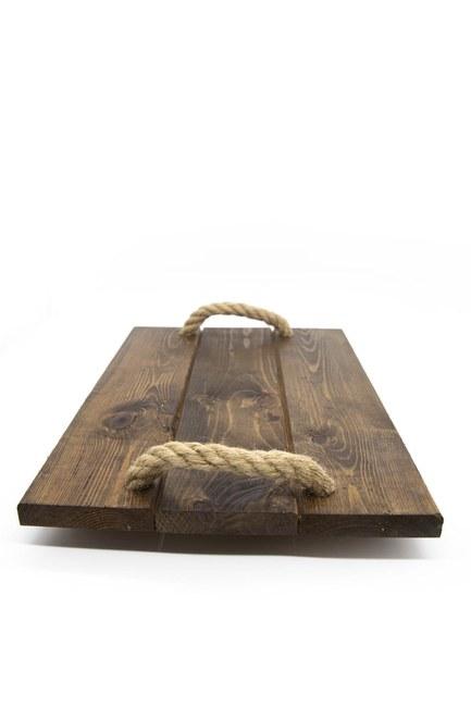 MIZALLE HOME - صينية مستطيلة بمقابض حبل (1)