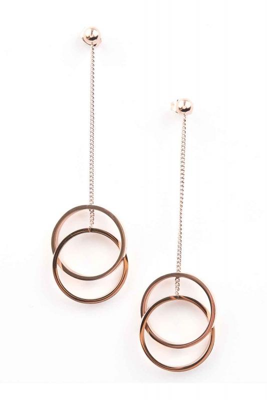 حلق فولاذي ذو تصميم متأرجح (دائري)
