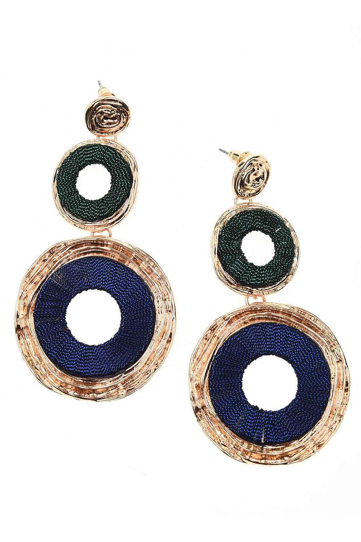 MIZALLE Dangling Earrings (St) (1)