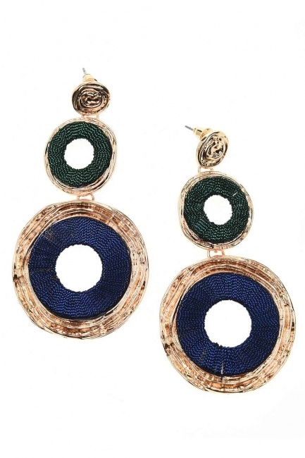 MIZALLE - Dangling Earrings (St) (1)