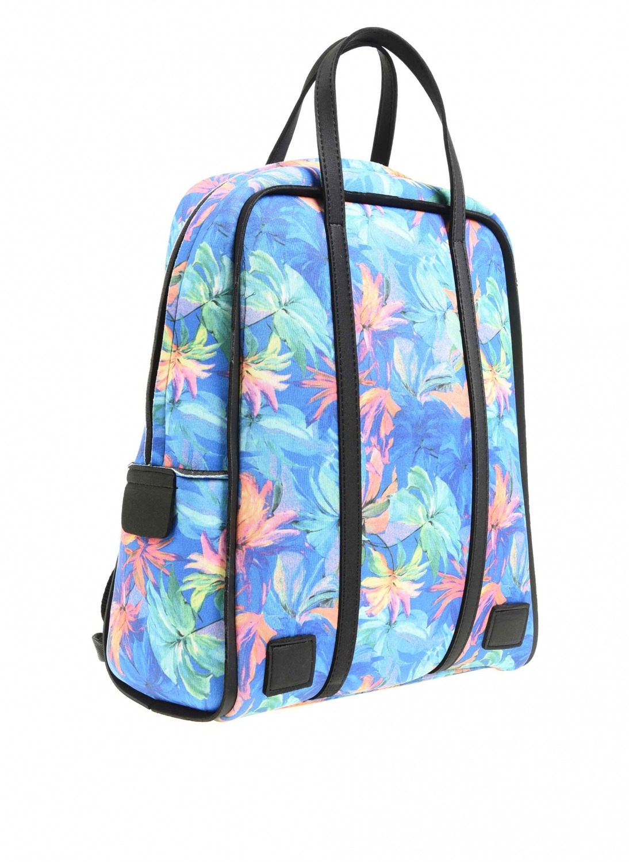 MIZALLE حقيبة ظهر كبيرة من نسيج سكوبا (أزرق) (1)