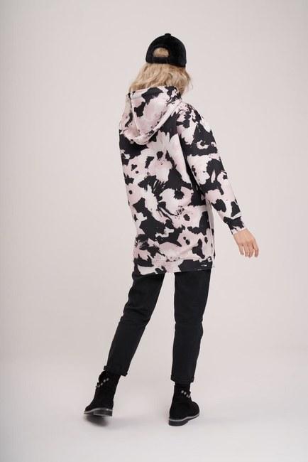MIZALLE YOUTH - Scuba Sweatshirt (Patterned) (1)