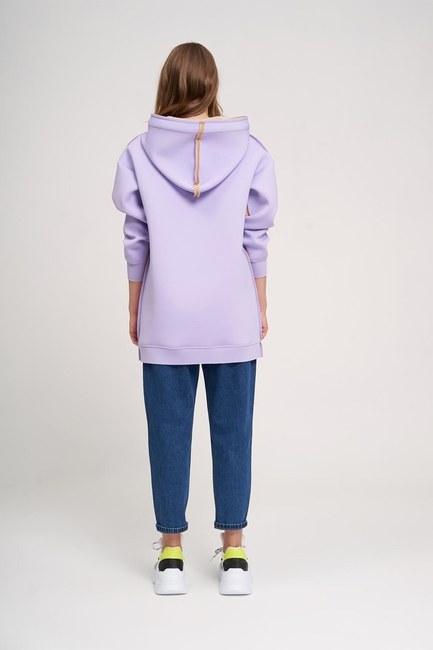 Scuba Sweatshirt (Lila) - Thumbnail