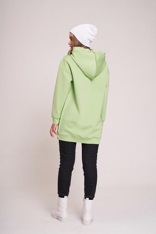 Scuba Sweatshirt (Yeşil)
