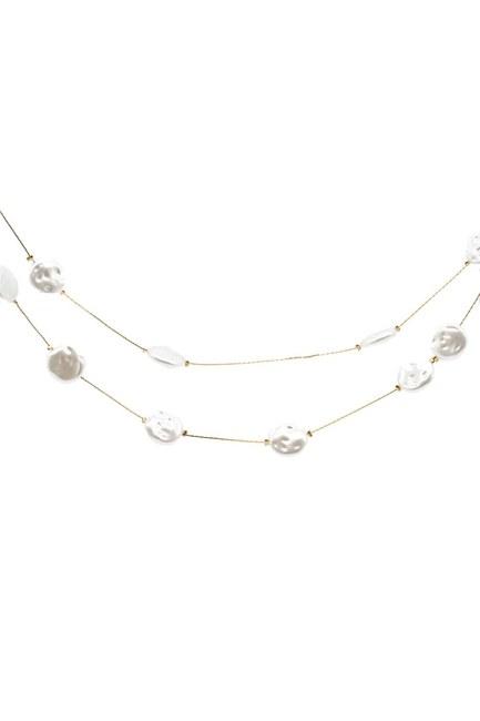 Nacre Necklace (St) - Thumbnail