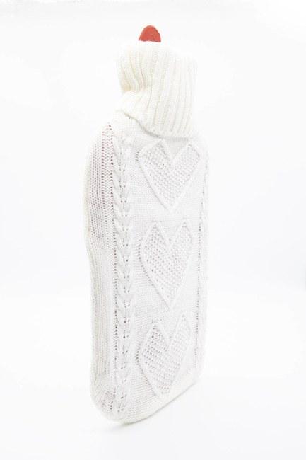 MIZALLE HOME - Sheathed Hot Water Bag (Ecru) (1)