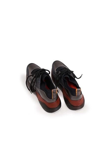 Silvery Shoes (Black) - Thumbnail
