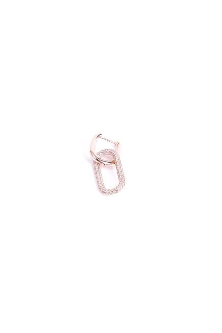 MIZALLE - Single Earrings (Yellow) (1)