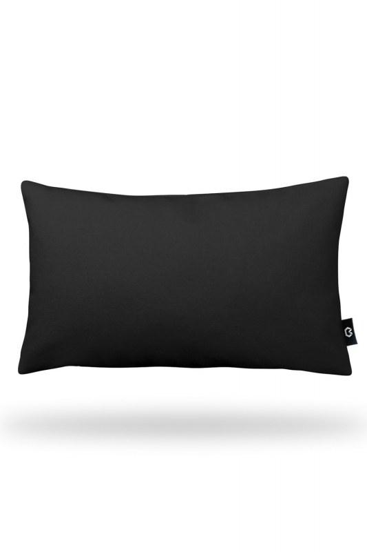 Black Decorative Pillow Case (33X57)