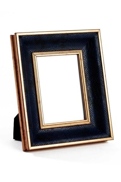 MIZALLE إطار أسود للصور (28x4،5X23)