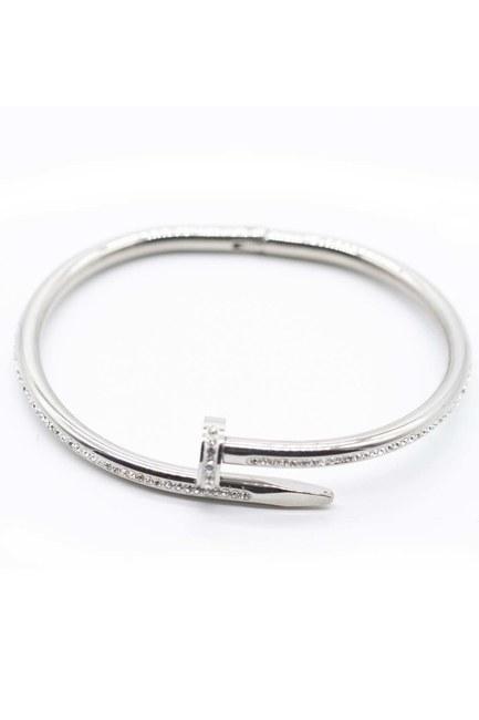 Steel Bracelet (Grey) - Thumbnail