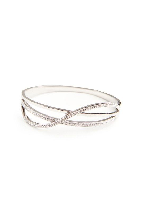 Stone Steel Bracelet
