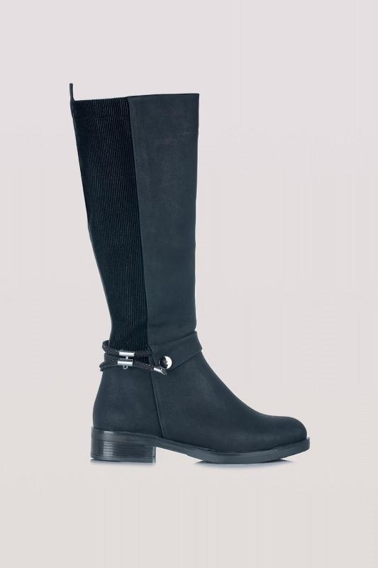 Tasarım Çizme (Siyah)