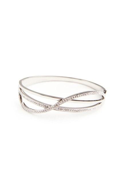 MIZALLE - Stone Steel Bracelet (1)