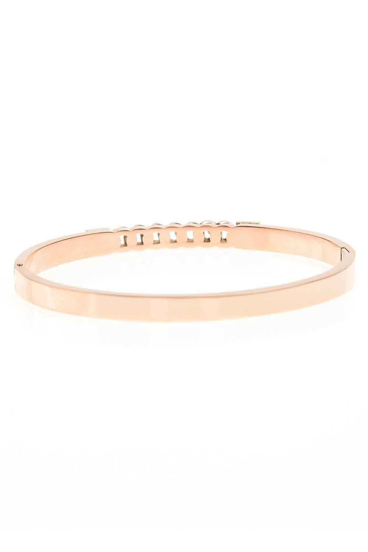 MIZALLE Steel Chain Bracelet (St) (1)