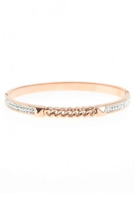 Steel Chain Bracelet (St) - Thumbnail