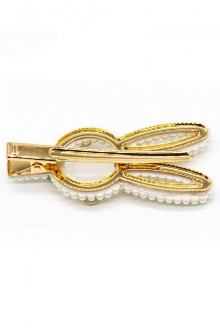 MIZALLE - Rabbit Shaped Hair Clips (1)