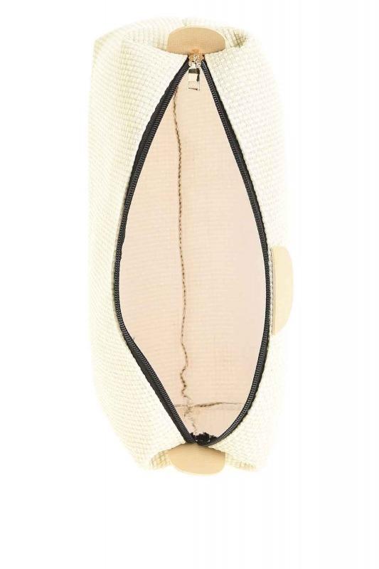Transparent Hand Bag (Navy Blue)