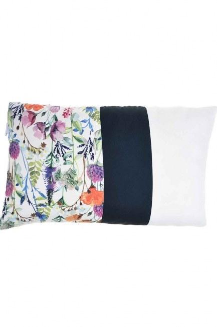 MIZALLE HOME Yastık Kılıfı (Çiçek)