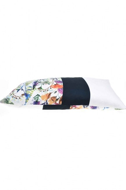 MIZALLE HOME - Yastık Kılıfı (Çiçek) (1)