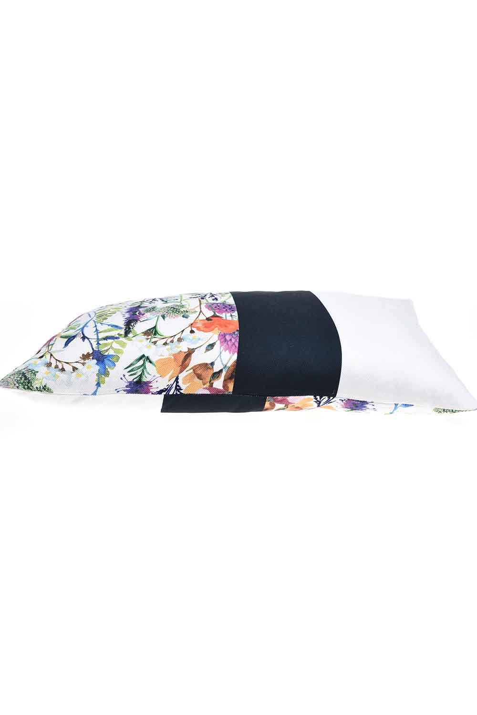 MIZALLE Yastık Kılıfı (Çiçek) (1)