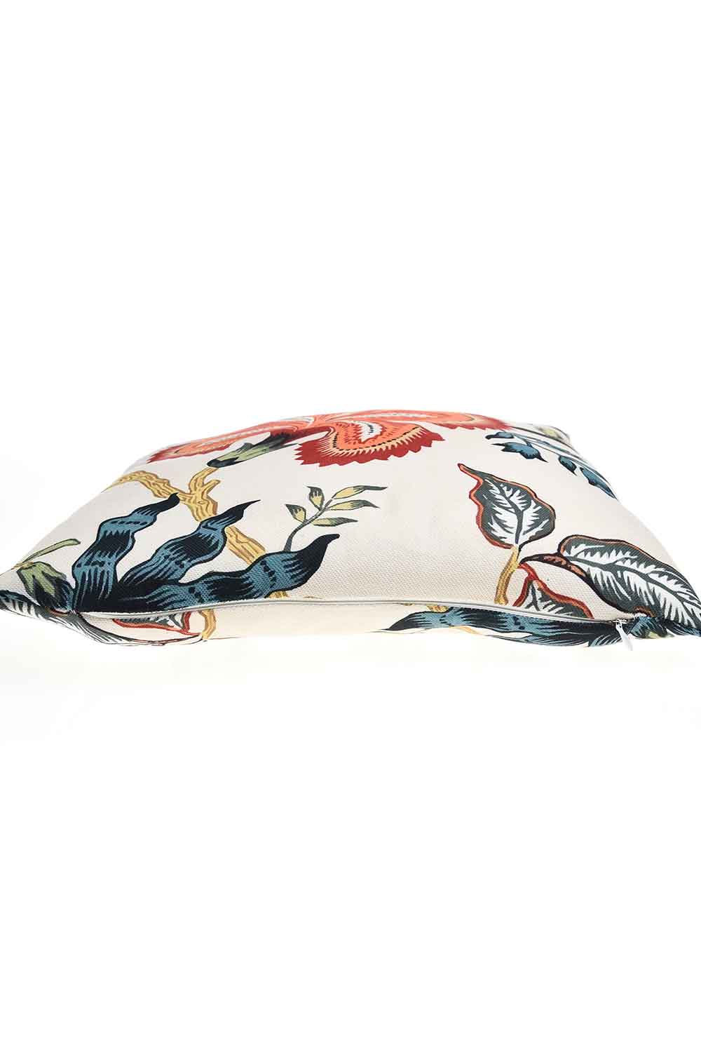 MIZALLE HOME Pillow Case (Flower Patterned) (1)