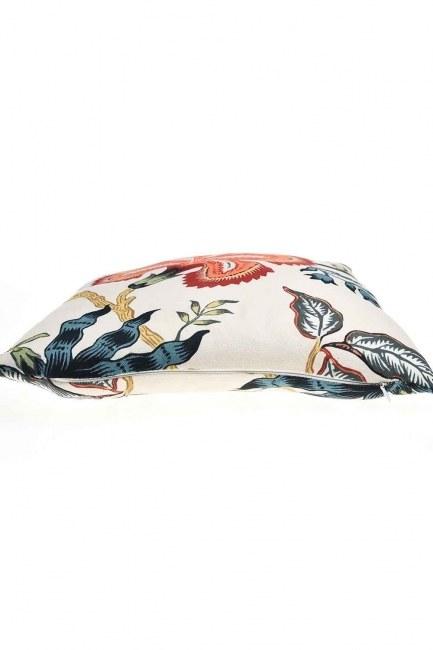 MIZALLE HOME - غطاء المخدة (الزهور) (1)