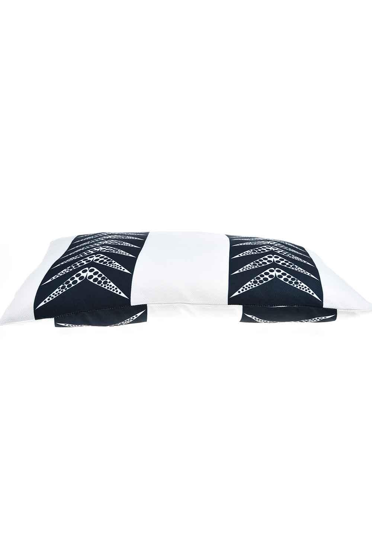 MIZALLE Yastık Kılıfı (İki Şeritli) (1)
