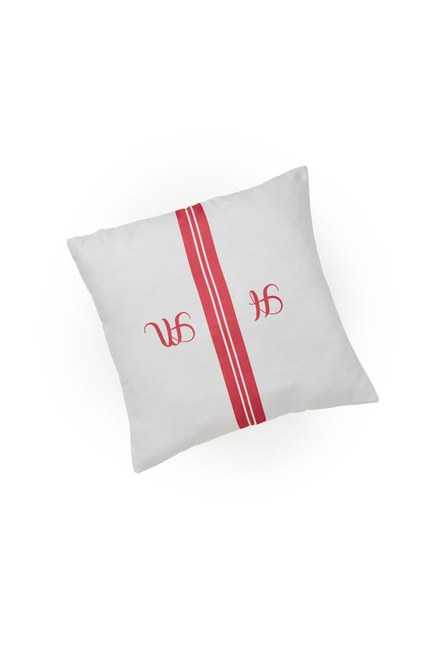 Yastık Kılıfı (Kırmızı Şerit)