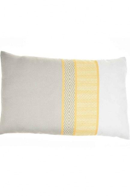 MIZALLE HOME غطاء المخدة (ثلاثة ألوان)