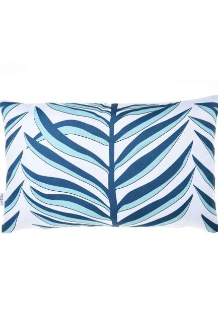 MIZALLE HOME Pillow Case (Leaf)