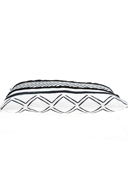 MIZALLE HOME Pillow Case (Zigzag) (1)